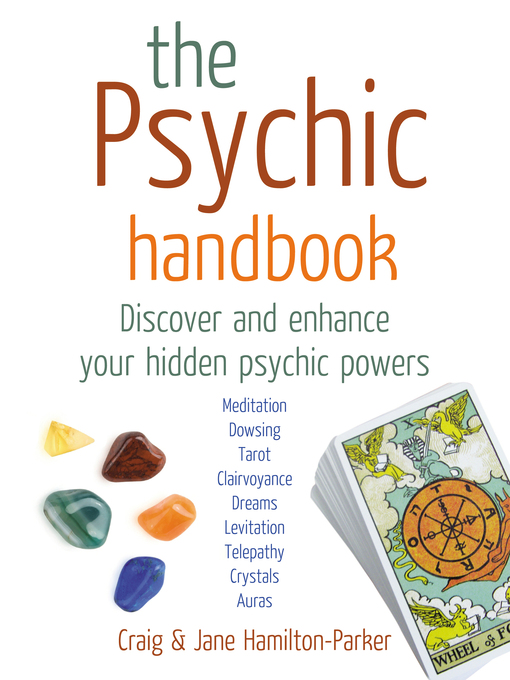 The Psychic Handbook (eBook): Discover and Enhance Your Hidden Psychic Powers
